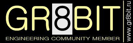 GR8BIT Member Logo Large