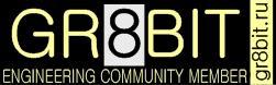 GR8BIT Member Logo Small